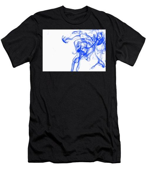 Blue1 Men's T-Shirt (Athletic Fit)
