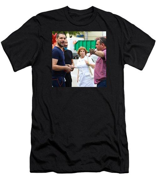 Bluebeard Men's T-Shirt (Athletic Fit)