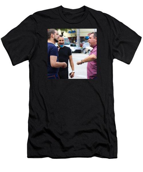 Bluebeard2 Men's T-Shirt (Athletic Fit)