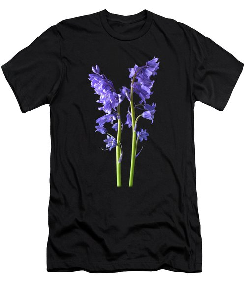 Bluebells From My Very Own Wood Men's T-Shirt (Athletic Fit)