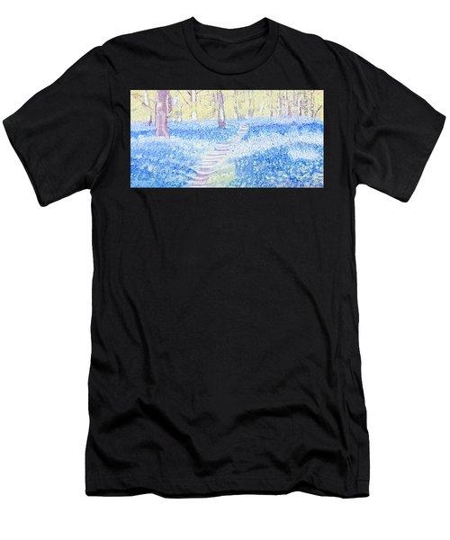 Bluebells Men's T-Shirt (Athletic Fit)