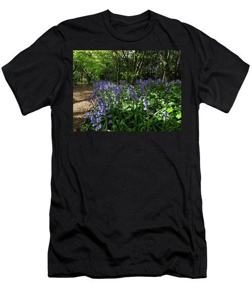 Bluebells3 Men's T-Shirt (Athletic Fit)
