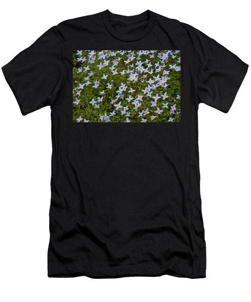 Bluets Men's T-Shirt (Athletic Fit)