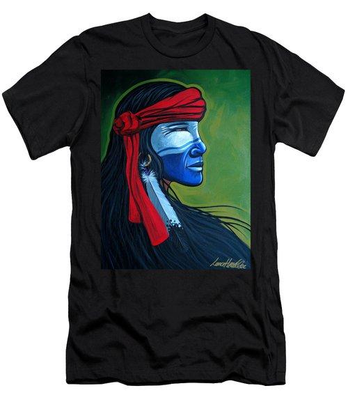 Bluface Men's T-Shirt (Athletic Fit)