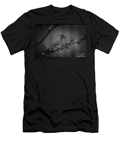 Blurred Beyond  Men's T-Shirt (Athletic Fit)