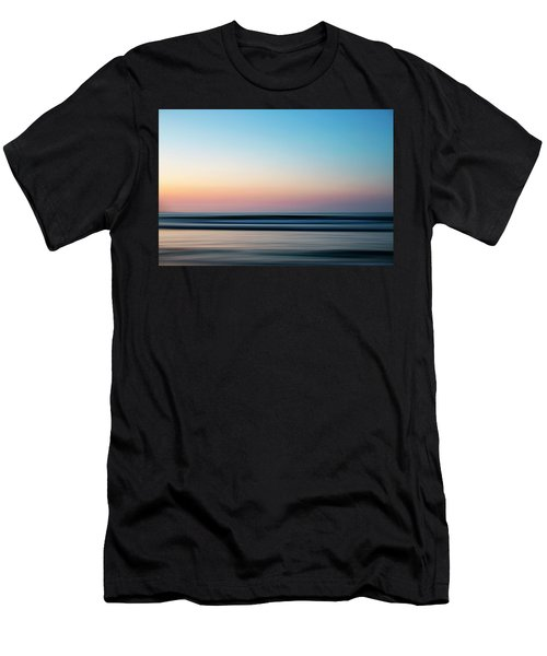 Blurred Men's T-Shirt (Athletic Fit)