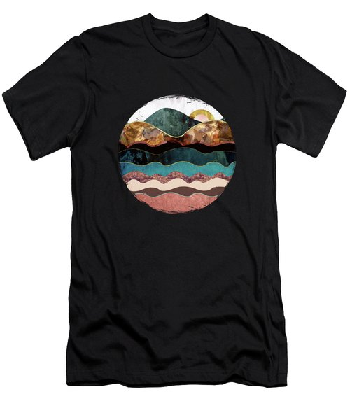 Blush Moon Men's T-Shirt (Athletic Fit)