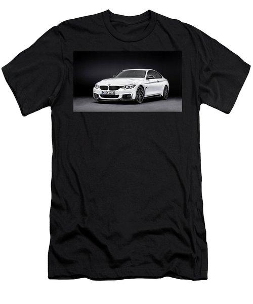 Bmw 4 Series M Performance Parts Men's T-Shirt (Athletic Fit)