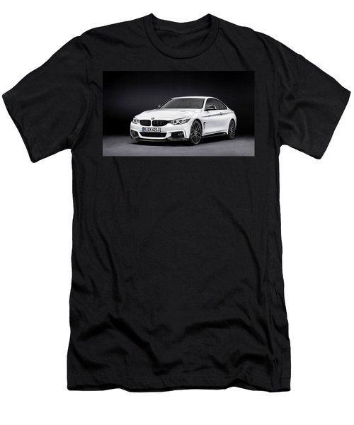 Bmw 4 Series M Performance Parts Men's T-Shirt (Athletic Fit)