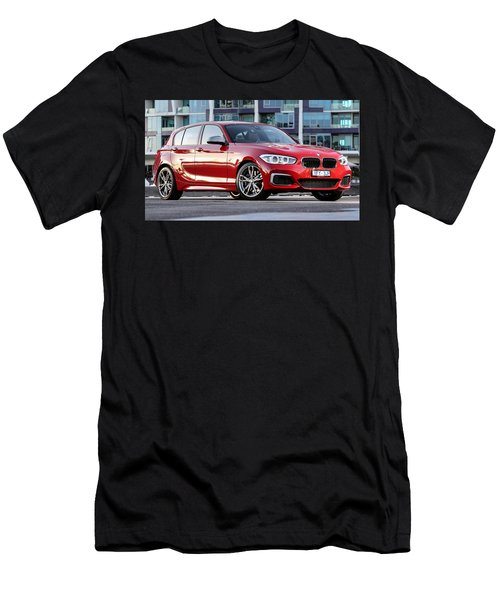 Bmw M140i Men's T-Shirt (Athletic Fit)