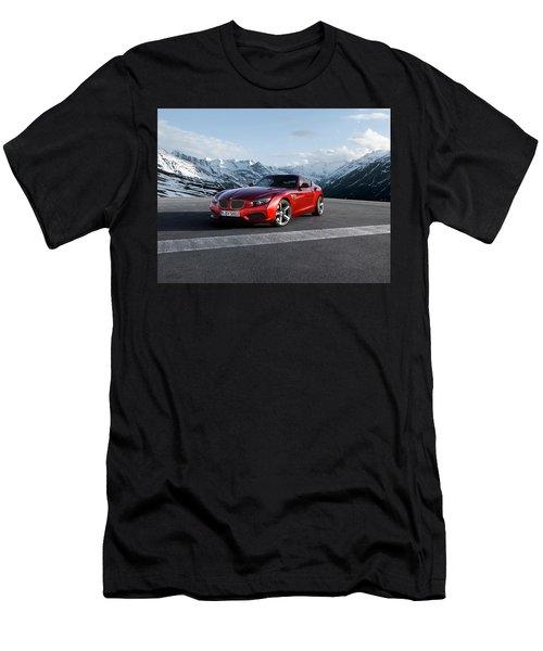 Bmw Zagato Coupe Men's T-Shirt (Athletic Fit)