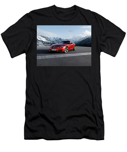 Bmw Zagato Coupe Men's T-Shirt (Athletic Fit)