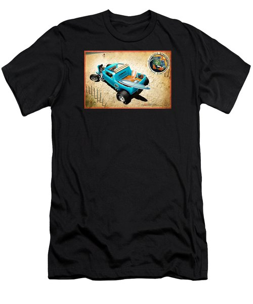 Men's T-Shirt (Athletic Fit) featuring the digital art Board Breaker by Doug Schramm
