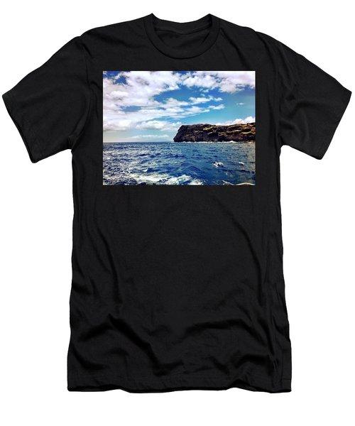 Boat Life Men's T-Shirt (Athletic Fit)