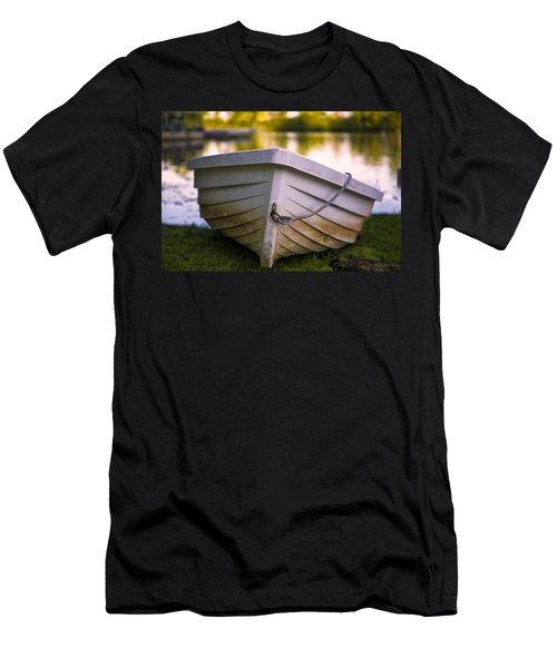 Boat On Land Men's T-Shirt (Athletic Fit)