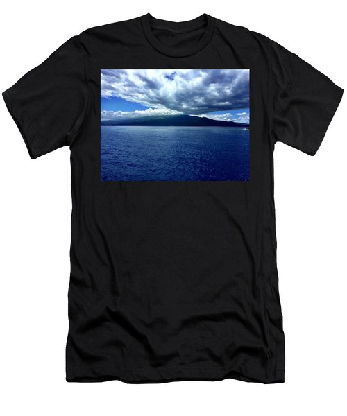 Boat View 2 Men's T-Shirt (Athletic Fit)