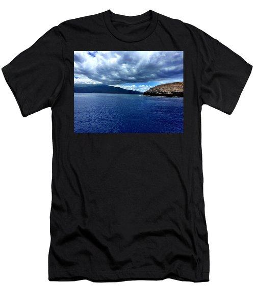 Boat View 3 Men's T-Shirt (Athletic Fit)