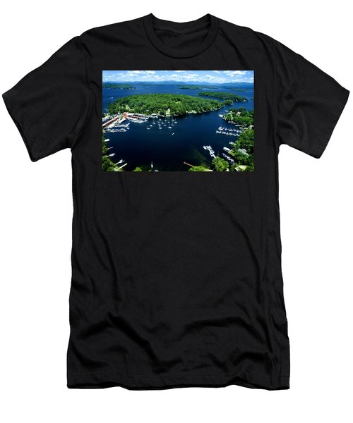 Boating Season Men's T-Shirt (Athletic Fit)