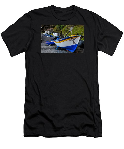 Boats,fishing-19 Men's T-Shirt (Athletic Fit)