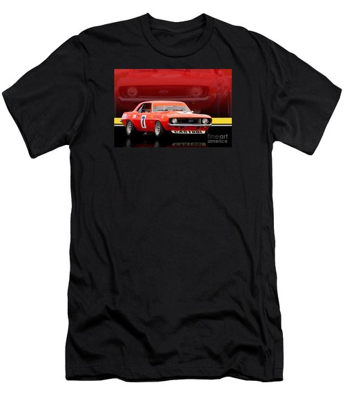 Bob Jane Camaro Men's T-Shirt (Athletic Fit)
