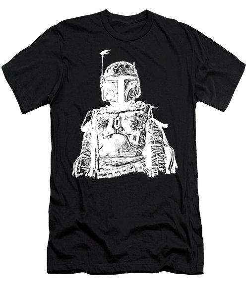 Boba Fett Tee Men's T-Shirt (Athletic Fit)