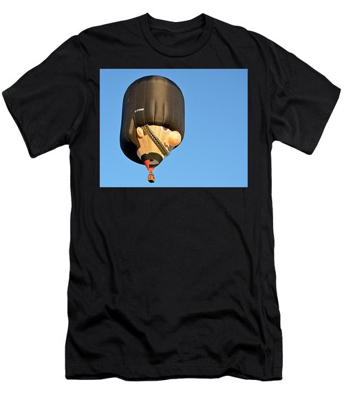 Men's T-Shirt (Athletic Fit) featuring the photograph Bobby by AJ Schibig