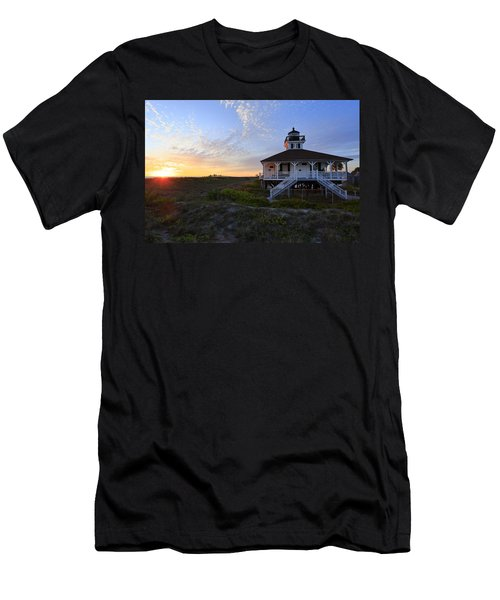 Boca Grande Lighthouse, Gasparilla Island, Florida, U S A Men's T-Shirt (Athletic Fit)