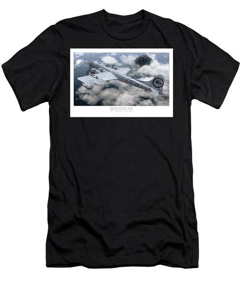 Bockscar  Men's T-Shirt (Slim Fit) by David Collins