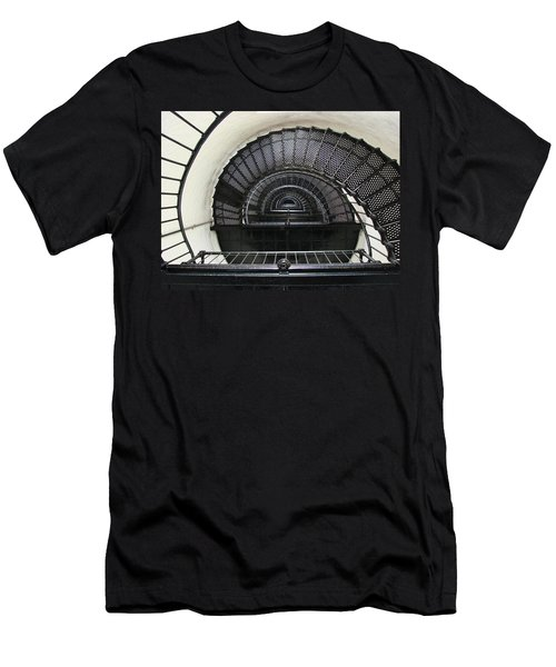 Bodie Lighthouse Nags Head Nc Iv Men's T-Shirt (Athletic Fit)