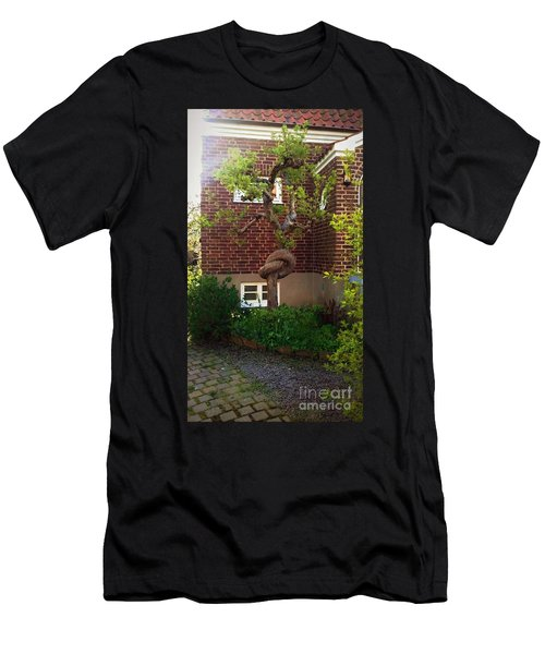 Body Language Of Trees Men's T-Shirt (Athletic Fit)