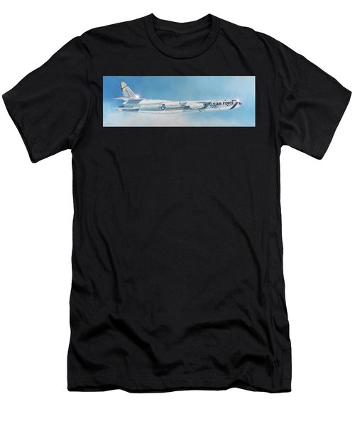Boeing B-52d Stratofortress  Men's T-Shirt (Athletic Fit)