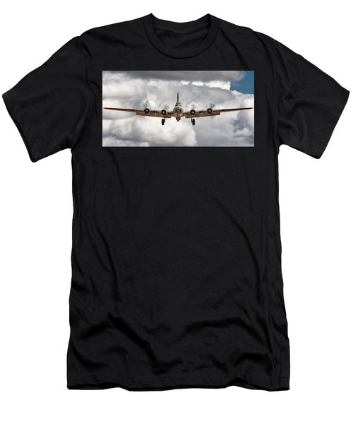 Boeing Inbound Men's T-Shirt (Athletic Fit)