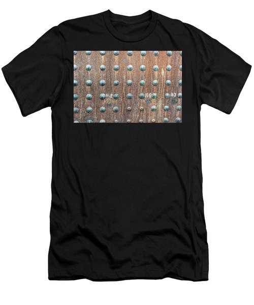 Boiler Rivets Men's T-Shirt (Athletic Fit)