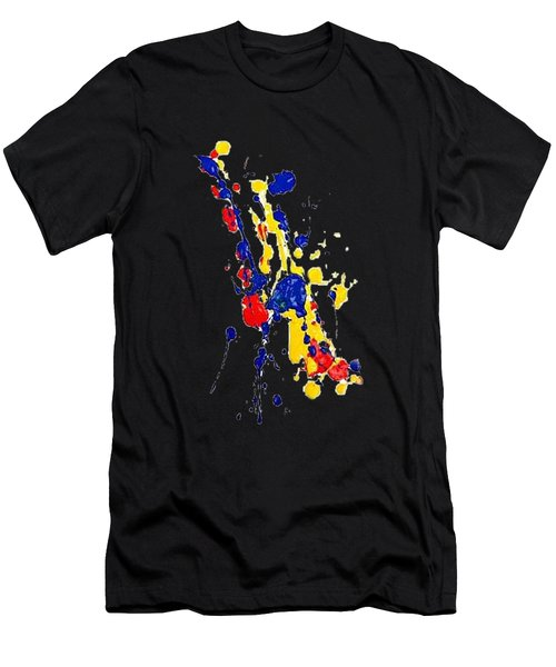 Boink T-shirt Men's T-Shirt (Athletic Fit)