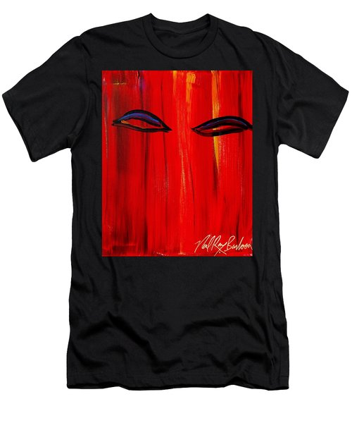 Bollywood Eyes Men's T-Shirt (Athletic Fit)