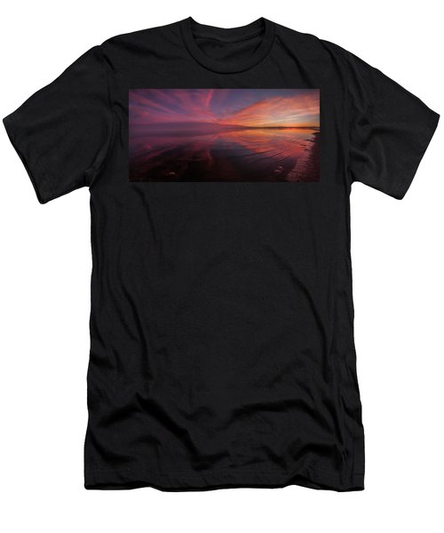 Bombay Beach Men's T-Shirt (Athletic Fit)