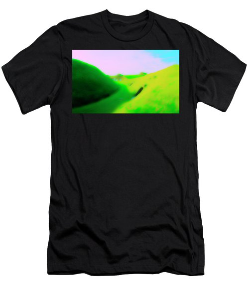 Bombproofs At Dover Men's T-Shirt (Athletic Fit)