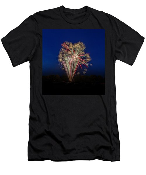Bombs Bursting In Air II Men's T-Shirt (Athletic Fit)