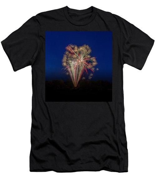 Bombs Bursting In Air II Men's T-Shirt (Slim Fit)