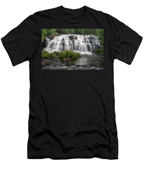 Bond Falls Men's T-Shirt (Athletic Fit)
