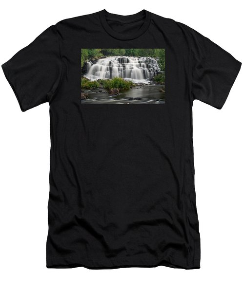 Bond Falls Men's T-Shirt (Athletic Fit)
