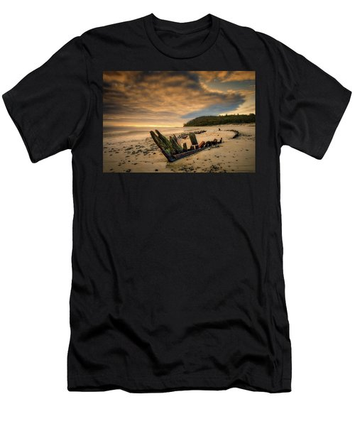 Bones, Ada K. Damon Men's T-Shirt (Athletic Fit)