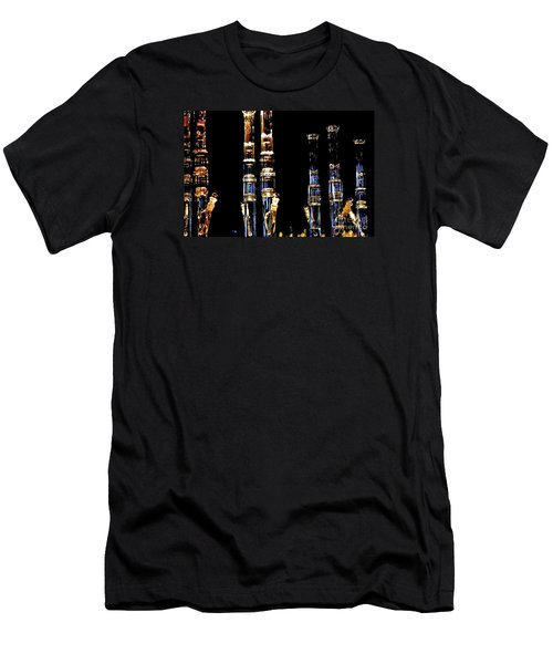 Up In Smoke Men's T-Shirt (Athletic Fit)
