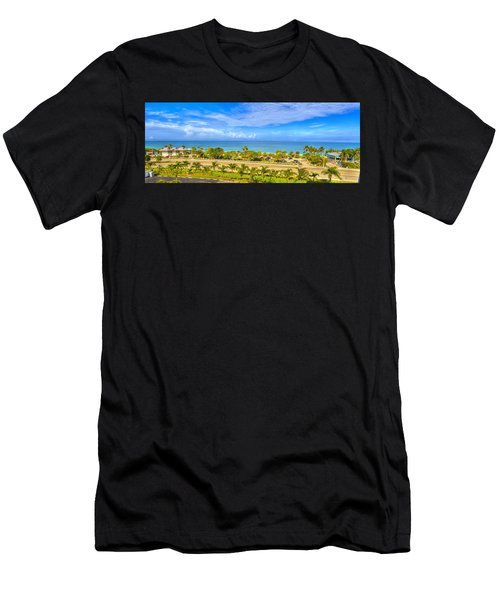 Bonita Beach Men's T-Shirt (Athletic Fit)
