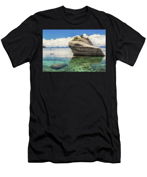 Bonsai Rock Men's T-Shirt (Athletic Fit)