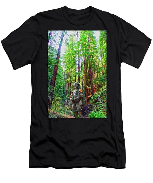 Boba Men's T-Shirt (Athletic Fit)