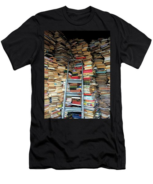 Books For Sale Men's T-Shirt (Athletic Fit)