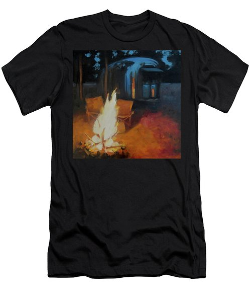 Boondocking At The Grand Canyon Men's T-Shirt (Athletic Fit)
