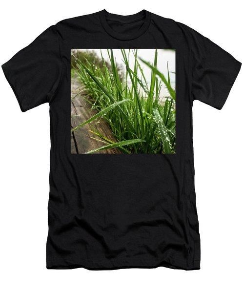 Border Men's T-Shirt (Athletic Fit)