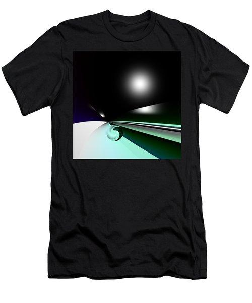Borderling Men's T-Shirt (Athletic Fit)